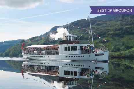 Loch katrine -  One Hour Steamship Cruise For One - Save 44%