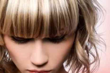 Zest Hair & Beauty - Half Head of Highlights or Full Head of Colour With Cut, Conditioning Treatment - Save 65%