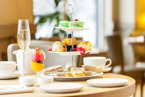 Battersea Quarter - Laurent Perrier Champagne Afternoon Tea for Two - Save 44%