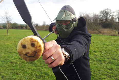Battle Archery - Battle Archery Experience  - Save 52%