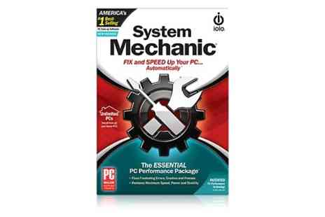 Avanquest - System Mechanic 14 Downloadable Software  - Save 61%