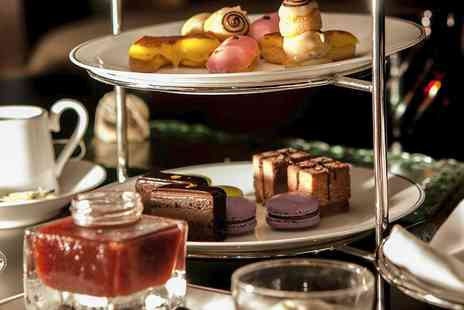 The Hotel Collection - Classic Afternoon Tea with Sparkling Wine for Two - Save 38%