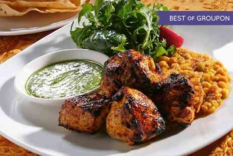 Viceroy - Two Course Indian Meal For Two  - Save 0%
