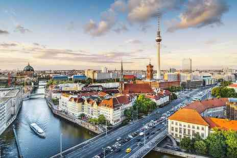 Hotel Catalonia Berlin Mitte - Two, Three or Four Night in central Berlin with breakfast and more - Save 39%