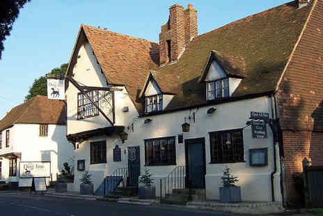 The Dog Inn - One night stay for 2 including dinner, sparkling wine and breakfast - Save 56%