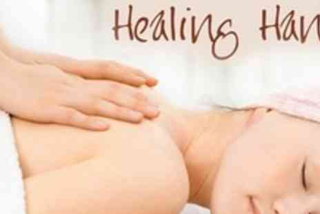 Healing Hands - Massage With Facial or Reflexology - Save 68%