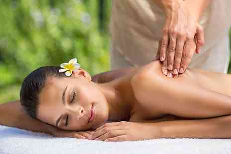 All Your Life Studios - One Hour Spa Treatment Plus Cream Tea  - Save 59%