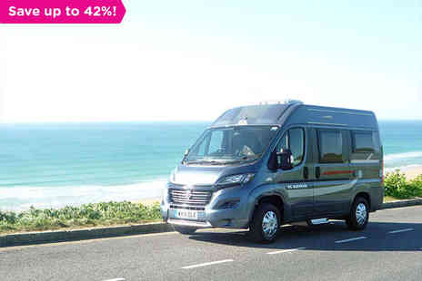 Kernow Kampers - Cosy Camper for a Cornish Road Trip and Beyond - Save 42%