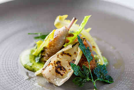 Chapter One - Four AA Rosette Lunch with Sparkling Wine and Tea or Coffee - Save 30%
