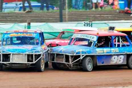 Startrax - Entry to Startrax Stockcar Racing For Two Adults - Save 50%