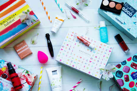 Birchbox - Five month subscription to Birchbox - Save 51%