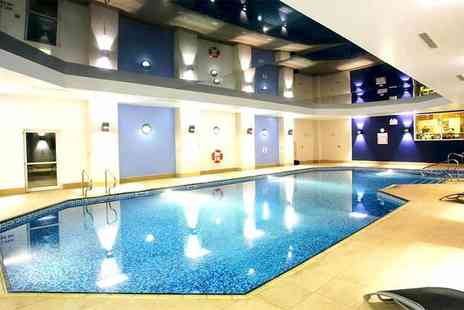 BEST WESTERN PLUS Windmill Village Hotel - Afternoon tea with health club access for two - Save 50%