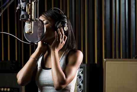 Mike Browne Music - Two Hour Recording Studio Session - Save 0%