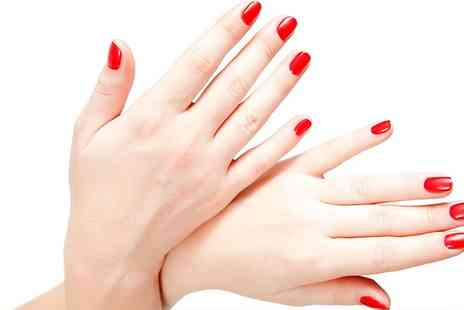 Peppermint Beauty - Shellac Mani, Pedi or Both  - Save 59%