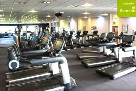 Roko York - One Week Peak Gym Membership For an Adult  - Save 0%