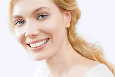 Dr Monicas Dental Clinic - Clear Braces For One Arch - Save 75%