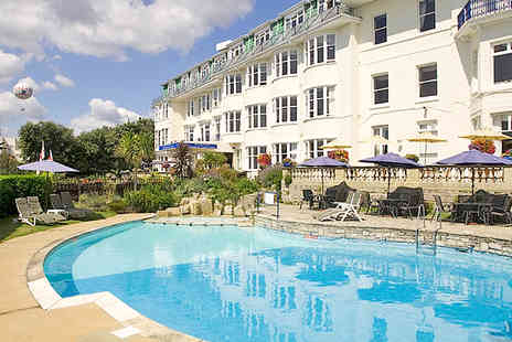 Marsham Court Hotel - Modern Bournemouth Hotel Stay by the Beach with Swimming Pool plus Breakfast - Save 0%