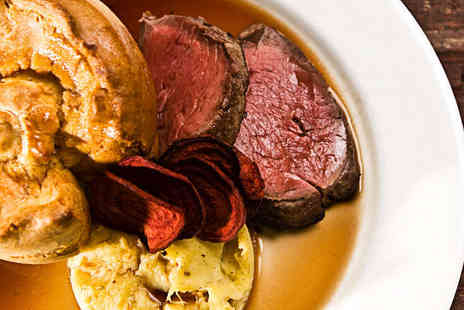 The Ainscow Hotel - Three Course Sunday Lunch for Two  - Save 54%
