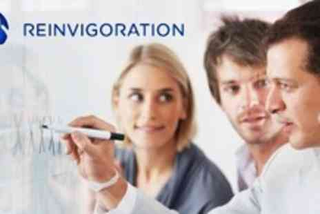 Reinvigoration - Business Training Accredited Lean Service Course - Save 80%