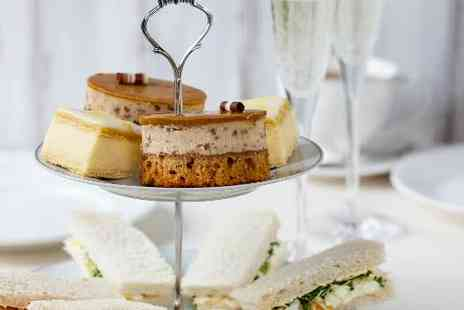 Carnbooth House Hotel - An elegant afternoon tea   - Save 44%