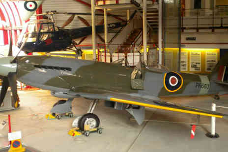 Solent Sky Museum - Adult and Family tickets   - Save 46%