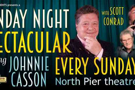 H R H Entertainments - North Piers Sunday Night Spectacular  - Save 50%
