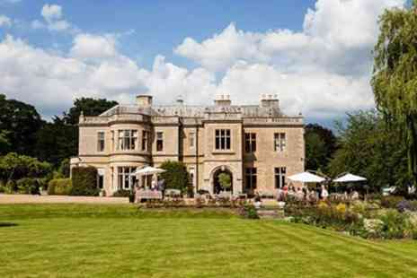 Wadenhoe House Weddings - Overnight Northamptonshire Manor House Stay with Meals, - Save 47%