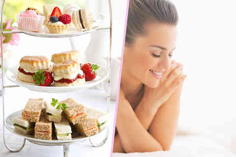 Activity Superstore - Spa day for two including afternoon tea and a treatment each   - Save 34%