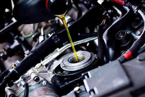 Re tyred - Oil and Filter Service Plus 28 Point Inspection - Save 0%