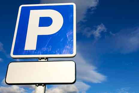 Merry Parking -  20% Off Parking at Six UK Airports - Save 0%