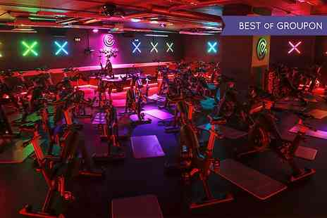 Edge Cycle - Three Indoor Cycling Sessions - Save 67%