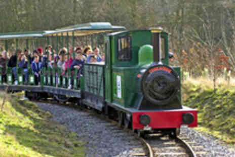 Conkers Discovery Centre - Family Ticket  To Conkers Discovery Centre for four - Save 48%