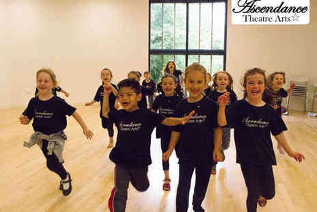 Ascendance Theatre Arts - Four Day Musical Theatre School for Kids  - Save 55%