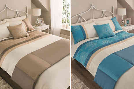 luxury bed and warehouse - Duvet Quilt Cover Set - Save 60%