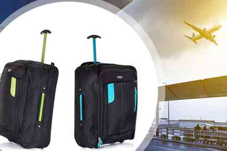 Pahal Trend - Cabin Sized Wheeled Suitcase - Save 68%
