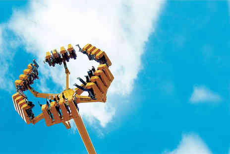 Lightwater Valley Theme Park - One day entry to Lightwater Valley Theme Park - Save 25%