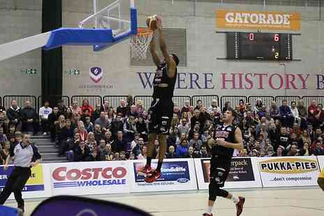 Leicester Riders - Leicester Riders v USA Select Basketball Tickets - Save 46%
