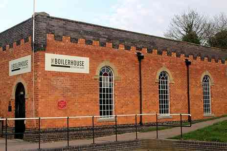 The Boiler House - Museum Entry to Boiler House For Two Adults or a Family - Save 0%