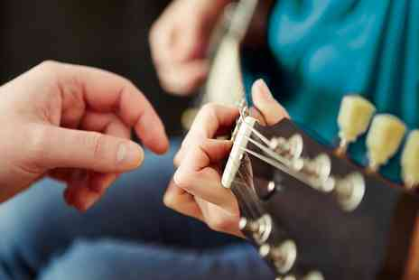 Musicians Centre - Three Musicians Centre Lessons  - Save 53%