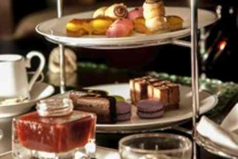 Hilton Newport - Afternoon Tea with a Glass of Prosecco for Two  - Save 50%