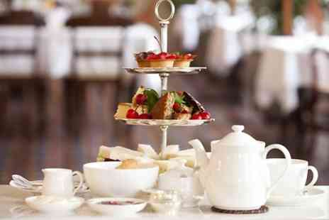 Eden House Hotel - Sparkling Afternoon Tea For Two - Save 47%