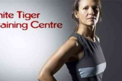 White Tiger Training Centre - Ten Power Plate Sessions Plus Induction - Save 83%