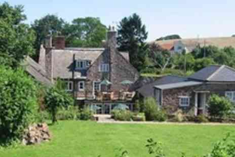 Dragon House Hotel - One Night Stay For Two With Breakfast in Somerset - Save 51%