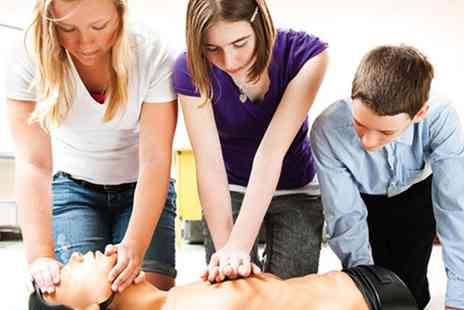 Heartsafety Solutions - Course in Childcare First Aid, Emergency First Aid, or Manual Handling  - Save 0%