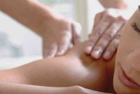 Sensique - Swedish or Aromatherapy Massage Plus Indian Head Massage - Save 52%
