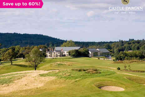 Castle Dargan Hotel - Golf and Spa Break in Yeats Country - Save 58%