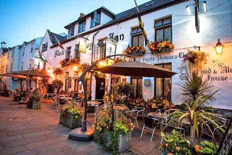 The Black Boy Inn - Explore the incredible natural scenery of the Snowdonia National Park - Save 0%