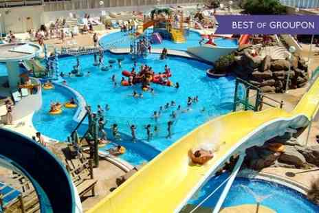Aqualud Water Park  - Day Trip to French Waterpark For One With Coach Transport and Park Entry - Save 45%