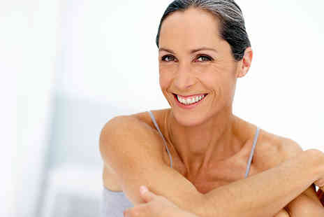Total Image - Lunchtime Lift Facial Toning Treatment with Body Contouring Wrap Option - Save 54%
