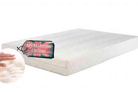 mymattressonline - Comfort Extreme Memory Foam Mattress - Save 80%